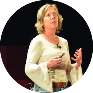 Kelly Sullivan, creativity keynote speaker